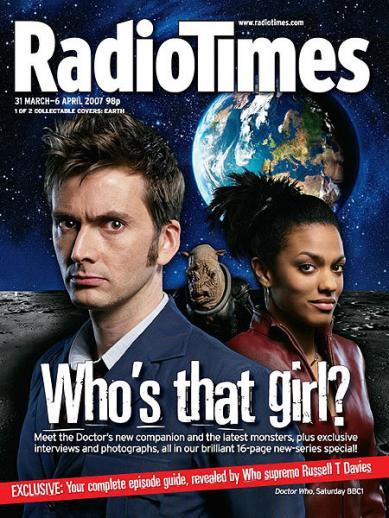 Radio Times (31 Mar - 6 Apr 2007) - Doctor