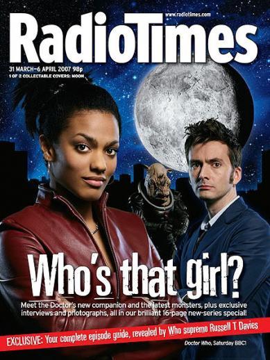 Radio Times (31 Mar - 6 Apr 2007) - Martha