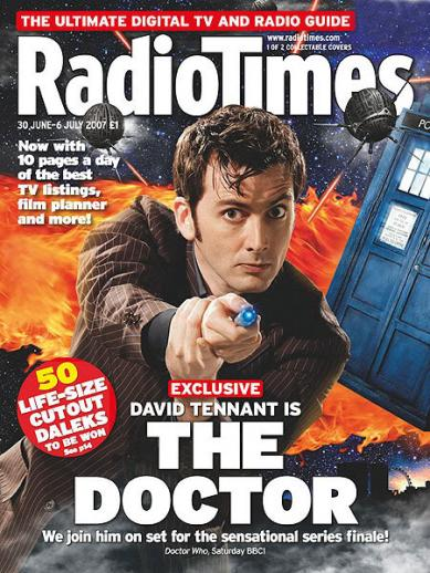 Radio Times (30 Jun - 6 Jul 2007) - Doctor