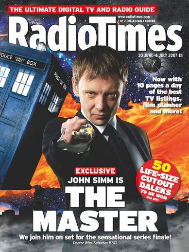 Radio Times (30 Jun - 6 Jul 2007) - Master