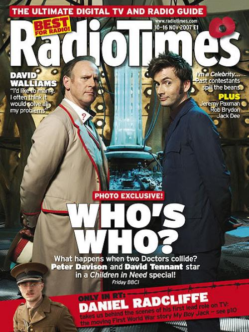 Radio Times (10-16 Nov 2007)