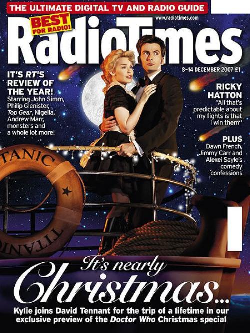 Radio Times (8-14 Dec 2007)