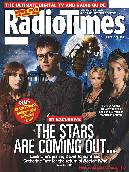 Radio Times (5-11 Apr 2008) - Cover A