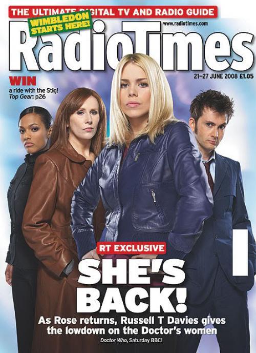 Radio Times (21-27 Jun 2008)