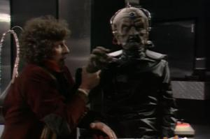 Genesis of the Daleks: Part Five
