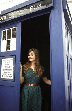 Jenna-Louise Coleman. Photo: Radio Times