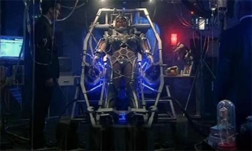 Torchwood: Cyberwoman
