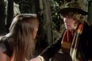 Tom Baker Movies: The Face Of Evil