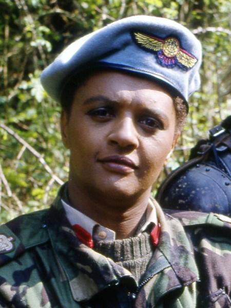 Brigadier Winifred Bambera -