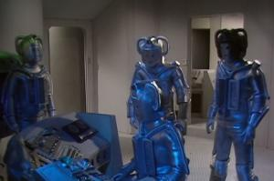 Revenge of the Cybermen: Part Four