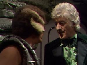 The Monster of Peladon: Part Five