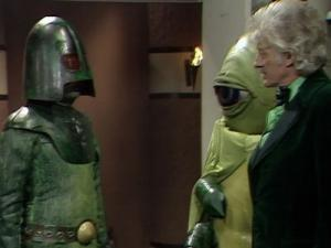 The Monster of Peladon: Part Four