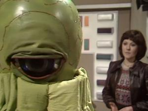 The Monster of Peladon: Part One
