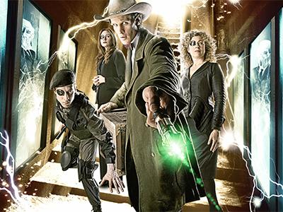 Doctor Who: The Wedding of River Song