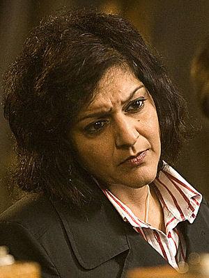 Nasreen Chaudhry -