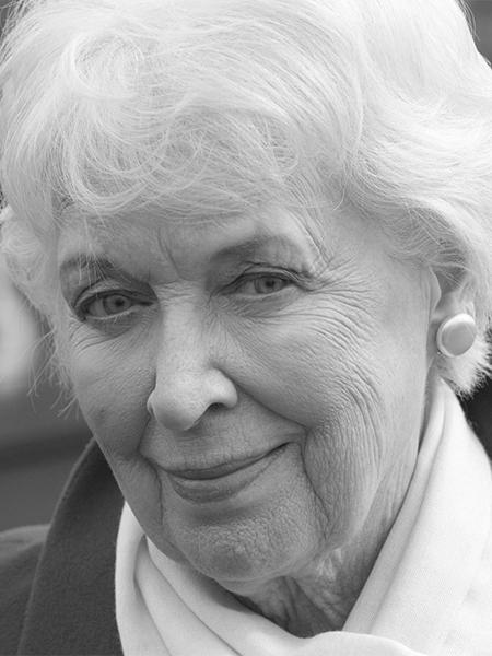 June Whitfield (1925-2018)