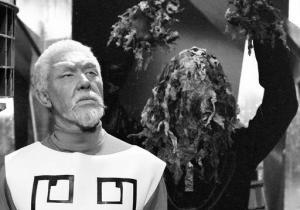 The Daleks' Master Plan: Volcano
