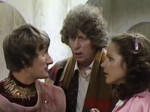 Tom Baker Movies: The Pirate Planet