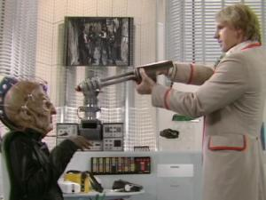 Resurrection of the Daleks: Part Four (4 part version)