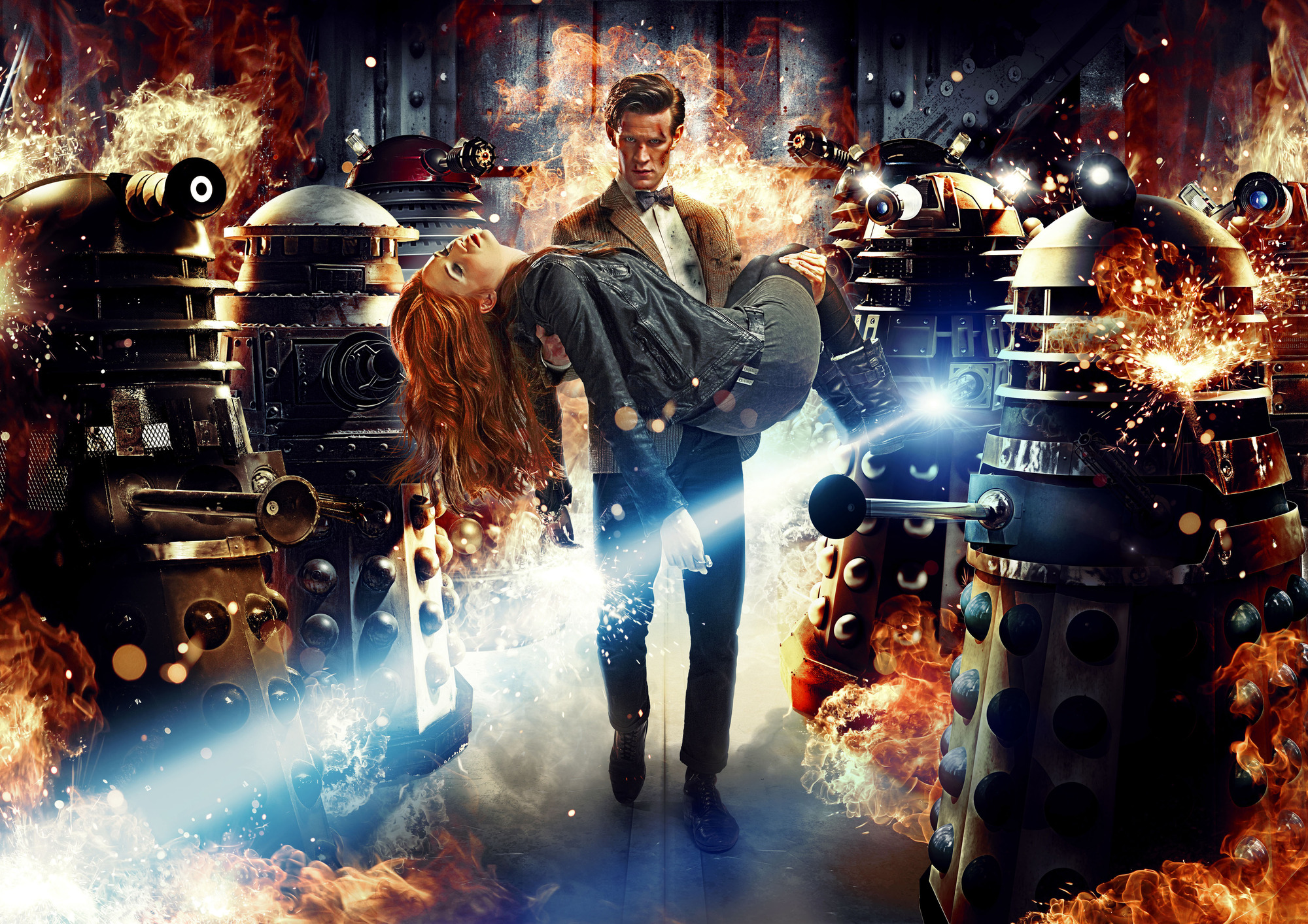 Asylum of the Daleks