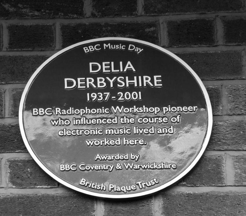 Delia Derbyshire (1937-2001)