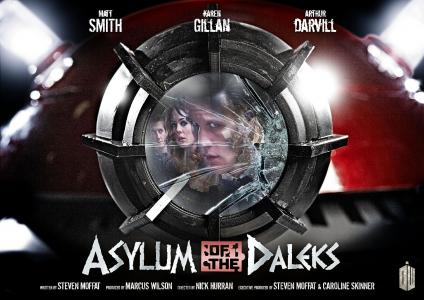 Doctor Who: Asylum of the Daleks
