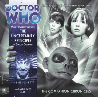 The Companion Chronicles: The Uncertainty Principle (Credit: Big Finish)