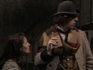 Tom Baker Movies: Horror of Fang Rock