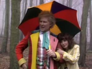 Colin Baker Movies: Trial of a Time Lord - The Mysterious Planet