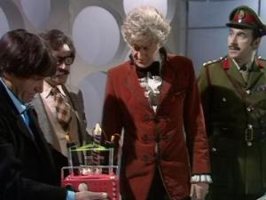 The Three Doctors: Episode Four