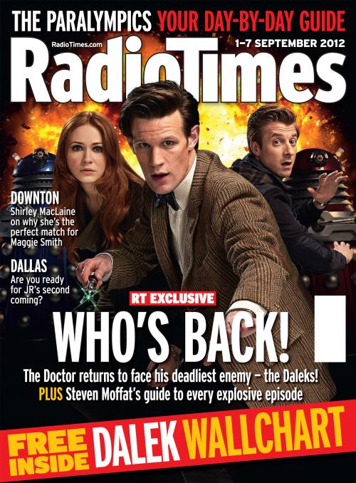 Radio Times (1-7 Sep 2012)