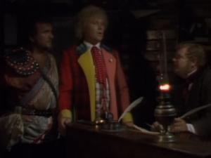 Colin Baker Movies: Trial of a Time Lord - The Ultimate Foe