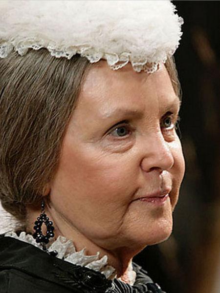 Pauline Collins OBE