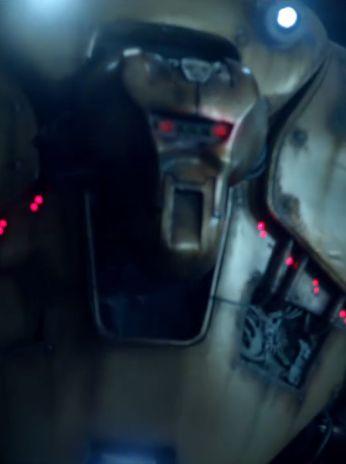 Robot 2 -