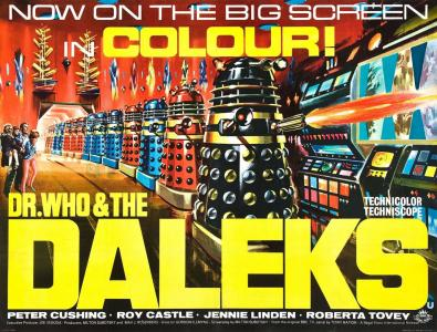 Doctor Who: Dr Who and the Daleks