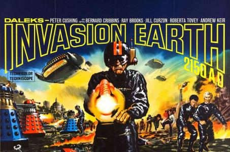 Doctor Who: Daleks' Invasion Earth 2150 A.D.