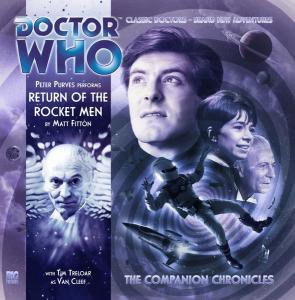 Doctor Who: Return of the Rocket Men