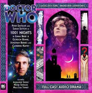 Doctor Who: 1001 Nights