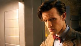 Matt Smith as the Doctor. Photo: BBC Media Centre