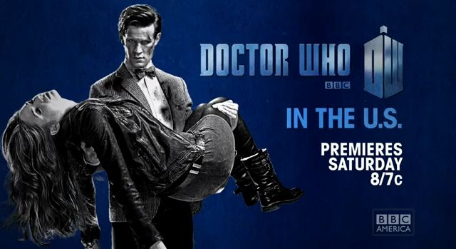Doctor Who in the US - a BBC America documentary.
