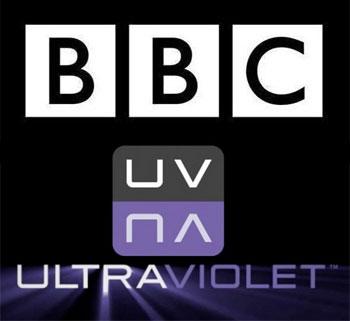 BBC UltraViolet Logo