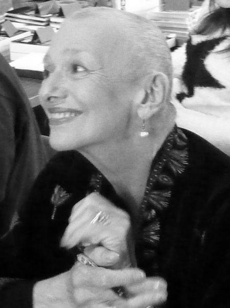 Jacqueline Pearce (1943-2018)