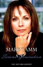 Mary Tamm: Second Generation (temporary cover)