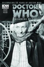 IDW: Prisoners of Time #1 (photo cover)
