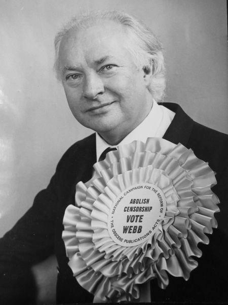 David Webb (1931-2012)
