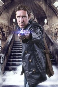 The Eighth Doctor in new costume. Photo: Big Finish