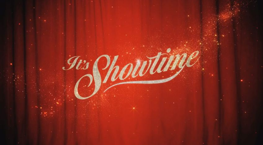 It's Showtime! BBC One, Christmas 2012