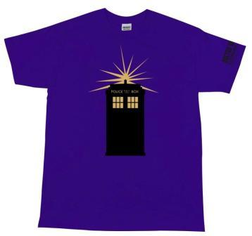 Doctor Who Experience: Christmas 2012 T-Shirt