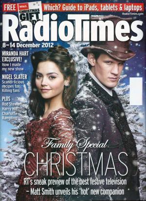 Radio Times (8-14 Dec 2012)