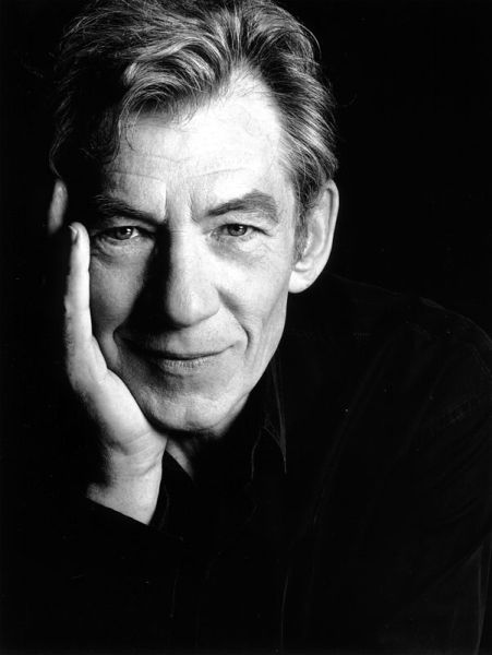 Sir Ian McKellen CH, CBE